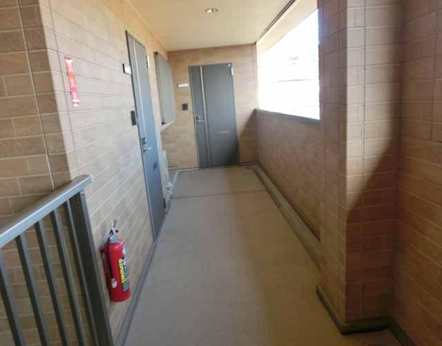 2階の廊下イメージ
